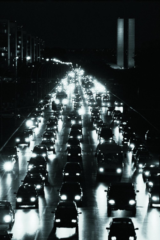 autopista cotxes