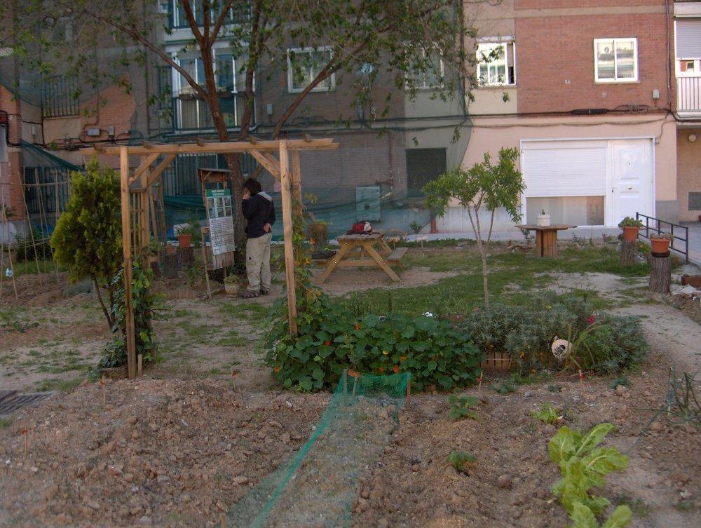 Huertos y jardines comunitarios - Huerto y jardin ...