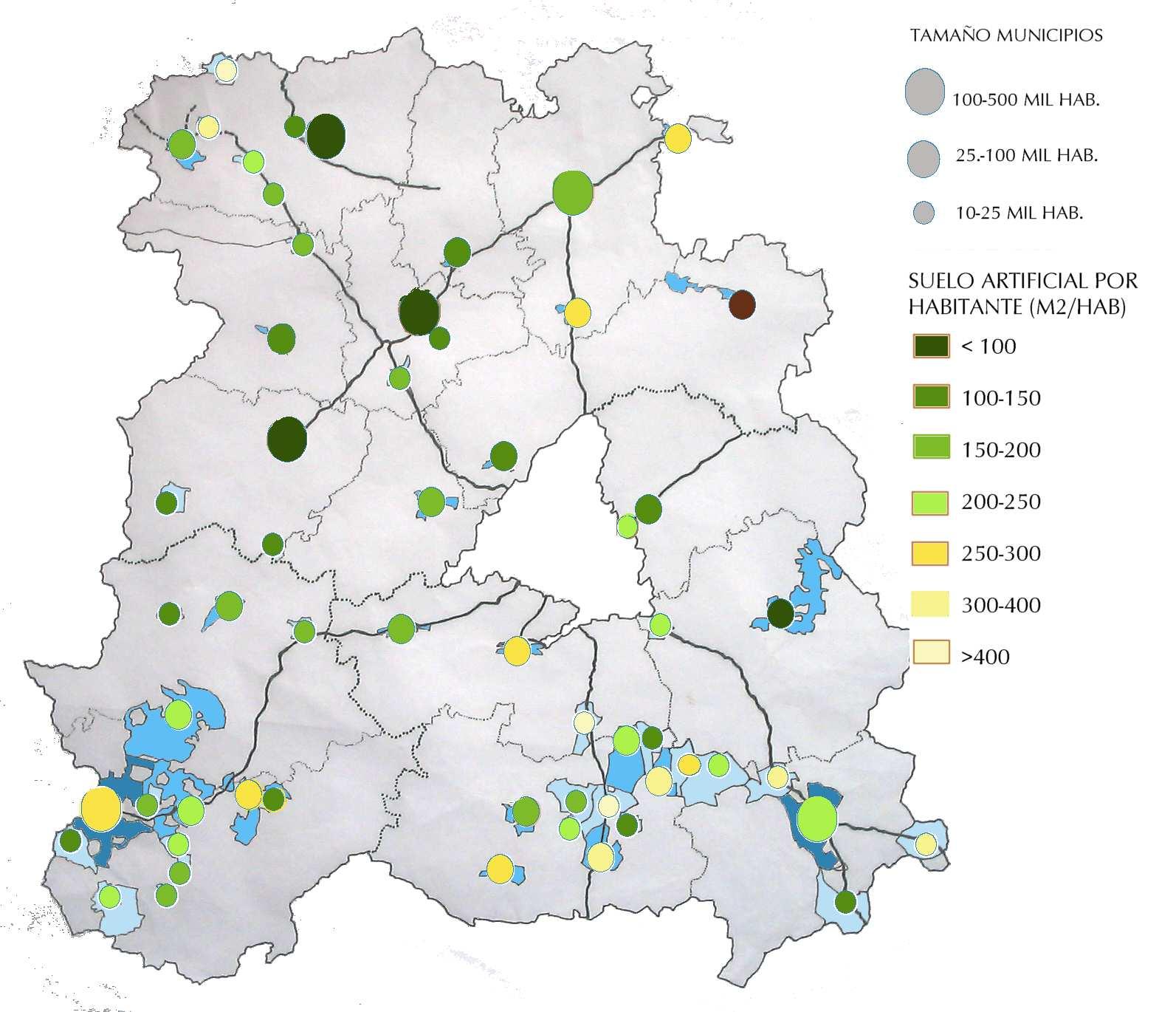 Transformaciones de los modelos urbano y territorial en la for Modelo demanda clausula suelo